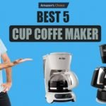 Best 5 Cup Coffee Makers In 2021 - Which One To Choose?